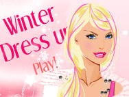 Winter dressup and makeover