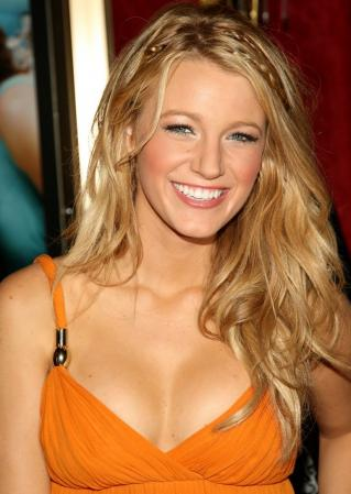 blake lively hair gossip girl. Actress Blake Lively, 21 – star of Gossip Girl, Accepted and The Sisterhood