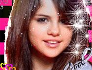 Selena Gomez Glitter