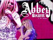 Avril Lavigne's talks about her new line: Abbey Dawn