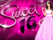 Miley Cyrus Sweet 16 Invitations