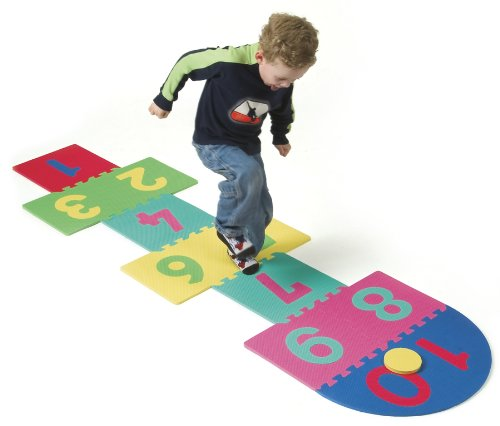 Hopscotch Mat Foam made