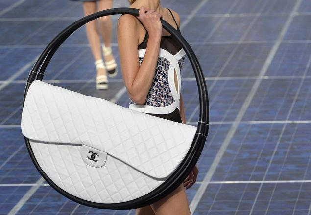 Hula Hoop Bag from Chanel