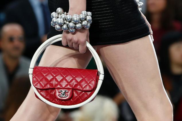 Hula Hoop Bag from Chanel nano