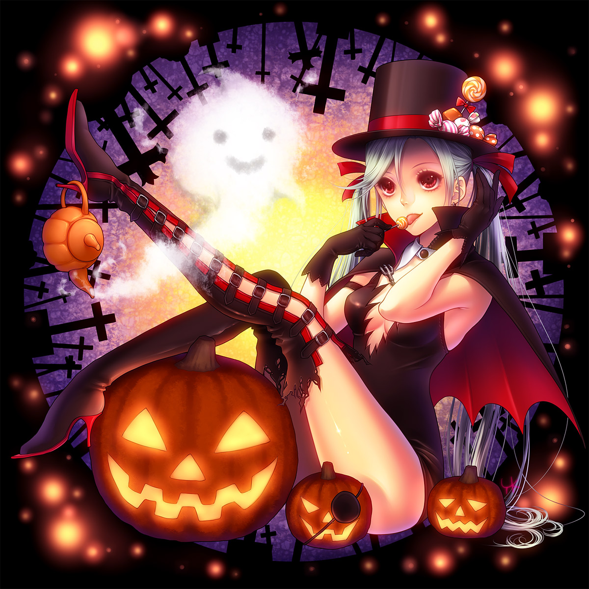 wallpapers � happy halloween � sevelina games for girls