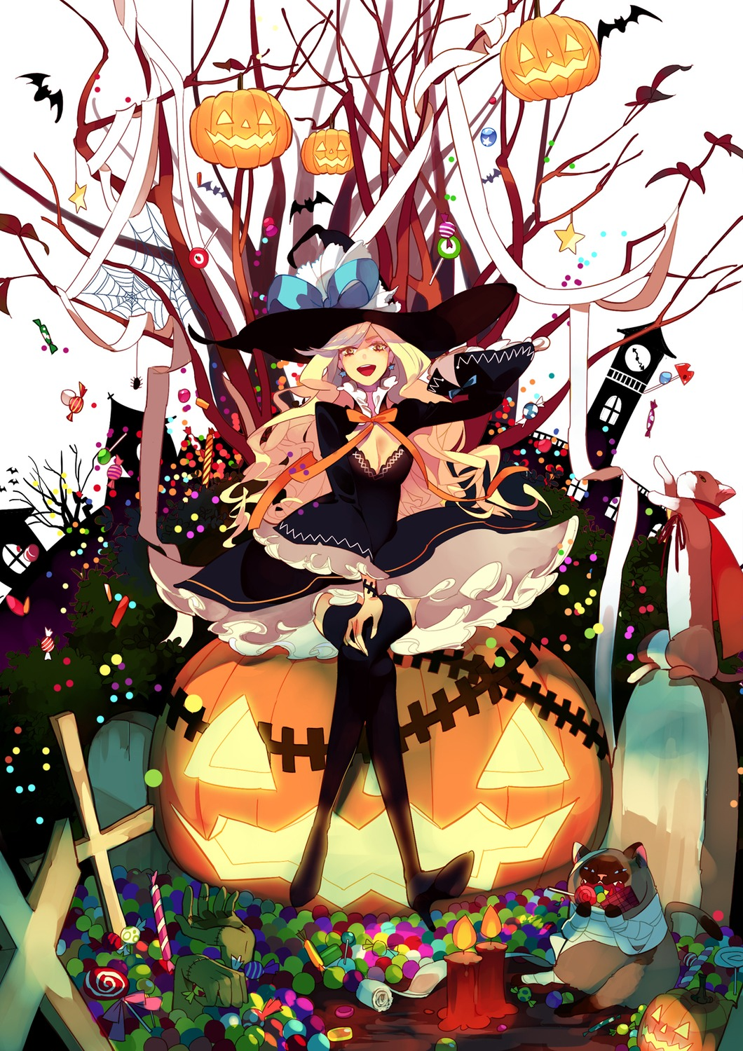 Wallpapers happy halloween sevelina games for girls - Sevelina games ...
