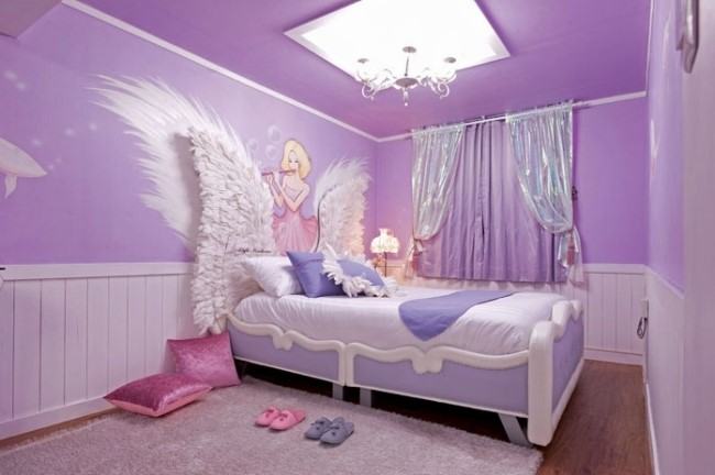 magic room for girls