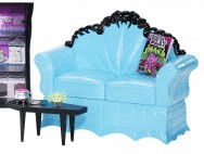 Clawdeen Wolf coffin bean play set (Monster High) 4