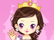I want to become a princess!